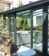 Veranda Patio Jardin | Veranda Ou Extension En Dur