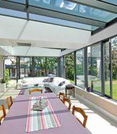 Beautiful veranda design : veranda ou extension
