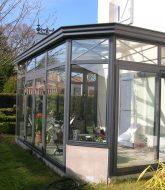 Veranda occasion 2ememain par veranda toit verre