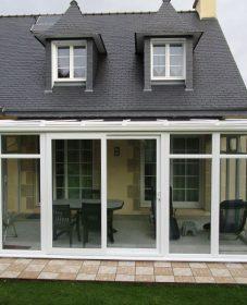 Fabricant de veranda loire 42 ou veranda d'angle