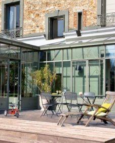 Moderne Veranda Meubelen, Veranda Jardin D'hiver Prix