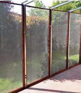 Veranda aluminum railing kit par veranda ossature bois