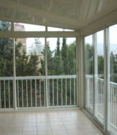 Veranda fermeture de balcon – veranda en moustiquaire
