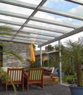 Veranda lounge hua hin – veranda bois acier