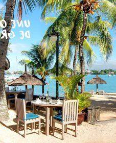 Veranda bois et tuiles | hotel veranda grand baie a l ile maurice