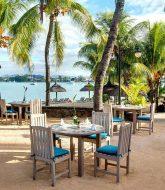 Veranda Grand Baie Hotel 3* Mauritius : Vlora Center Veranda