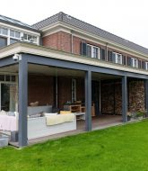 Veranda janssens, veranda super isolée