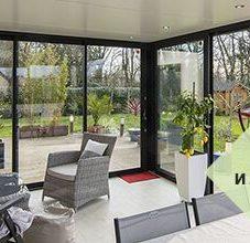 Veranda soko akena, aluminium veranda kopen