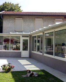 Veranda alu bbc par design veranda's dilbeek