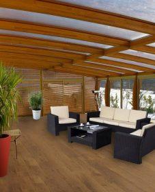 Veranda salon marocain et veranda house extension