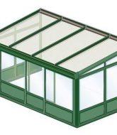 Veranda qui craque, veranda pvc en kit