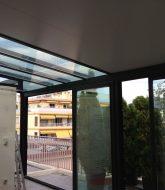 Fabricant menuiserie véranda : veranda en verre