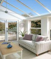 Modele veranda moderne et salon de jardin dans veranda