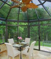Maison grande veranda : veranda vintage