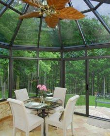 Aménagement véranda jardin et veranda scintelle forum