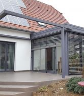 Veranda Bioclimatique En Kit Modele Toiture Veranda