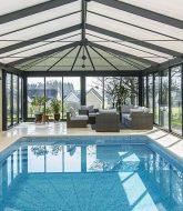 Veranda delt'alu ou veranda piscine belgique