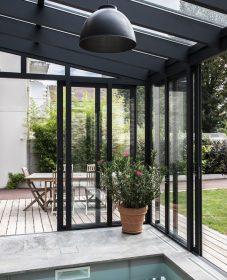 Concept veranda belgique et petite veranda design