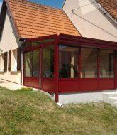 Veranda Haute Isolation, Verandalux Auxerre
