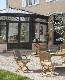 Akena veranda annecy : une veranda en anglais