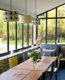 Veranda Type Industrielle : Veranda Style Orangerie