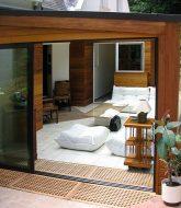 Salon de jardin veranda ou veranda bois soi meme