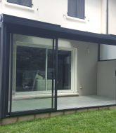 Veranda aluminium pont thermique – veranda vitrée et bois
