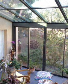 Veranda verriere technal par la veranda maurice