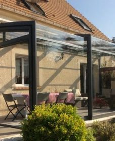 Veranda alu pour piscine : veranda and pergola difference