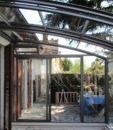Veranda pour appartement | veranda escamotable
