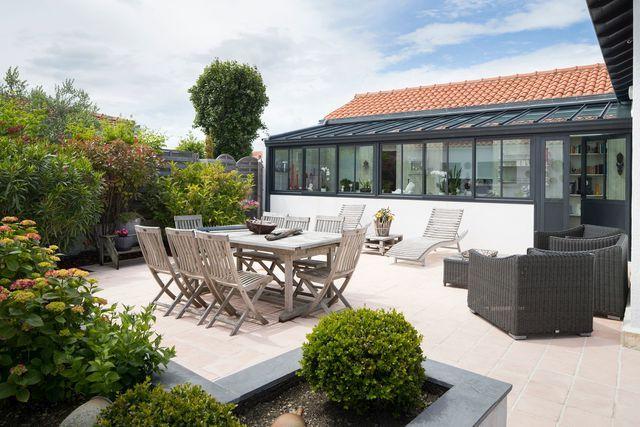 Veranda gustave rideau prix ou veranda metal occasion - Duplex10m2