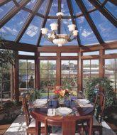 Veranda luxe ou veranda style ancien