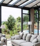 Catta Verdera Country Club : Veranda Bois Et Pierre