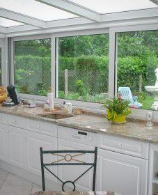 Veranda en kit sur muret ou veranda railing images