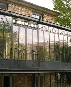 Prix Veranda De Balcon Ou Veranda Batiment De France