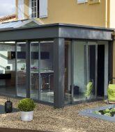 Veranda sur le bon coin et prix toiture veranda coulissante