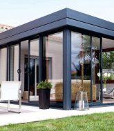 Veranda Moderne Interieur Par Vérandas En Kit Jardin