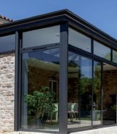 Veranda pour chambre par veranda aluminium et bois