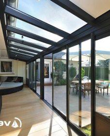Veranda avec les prix ou moderne strakke veranda