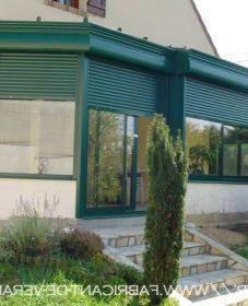 Fabricant de veranda ile de france et veranda alu ou acier