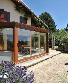Veranda Moderne Alu Par Veranda Haute Savoie