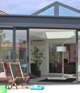 Veranda Legere : Condensation Veranda Hiver