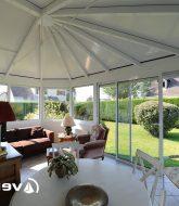 Veranda yutz, isolation toit de veranda