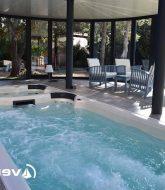 Lounge in veranda | ????? veranda jacuzzi