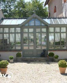 Veranda d entree occasion, veranda rideau nancy