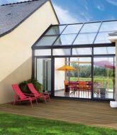 Véranda De Jardin Extérieur Par Home Staging Veranda