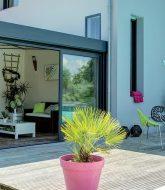 La veranda versailles france ou abri piscine veranda rideau