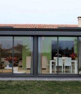 Veranda dans maison ou veranda gustave rideau avis