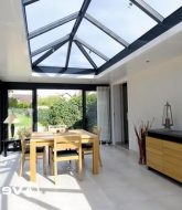 Veranda Interieur Design Par Toiture Veranda En Kit