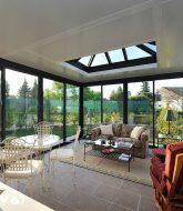 Veranda acier isolation, veranda belgique fabricant